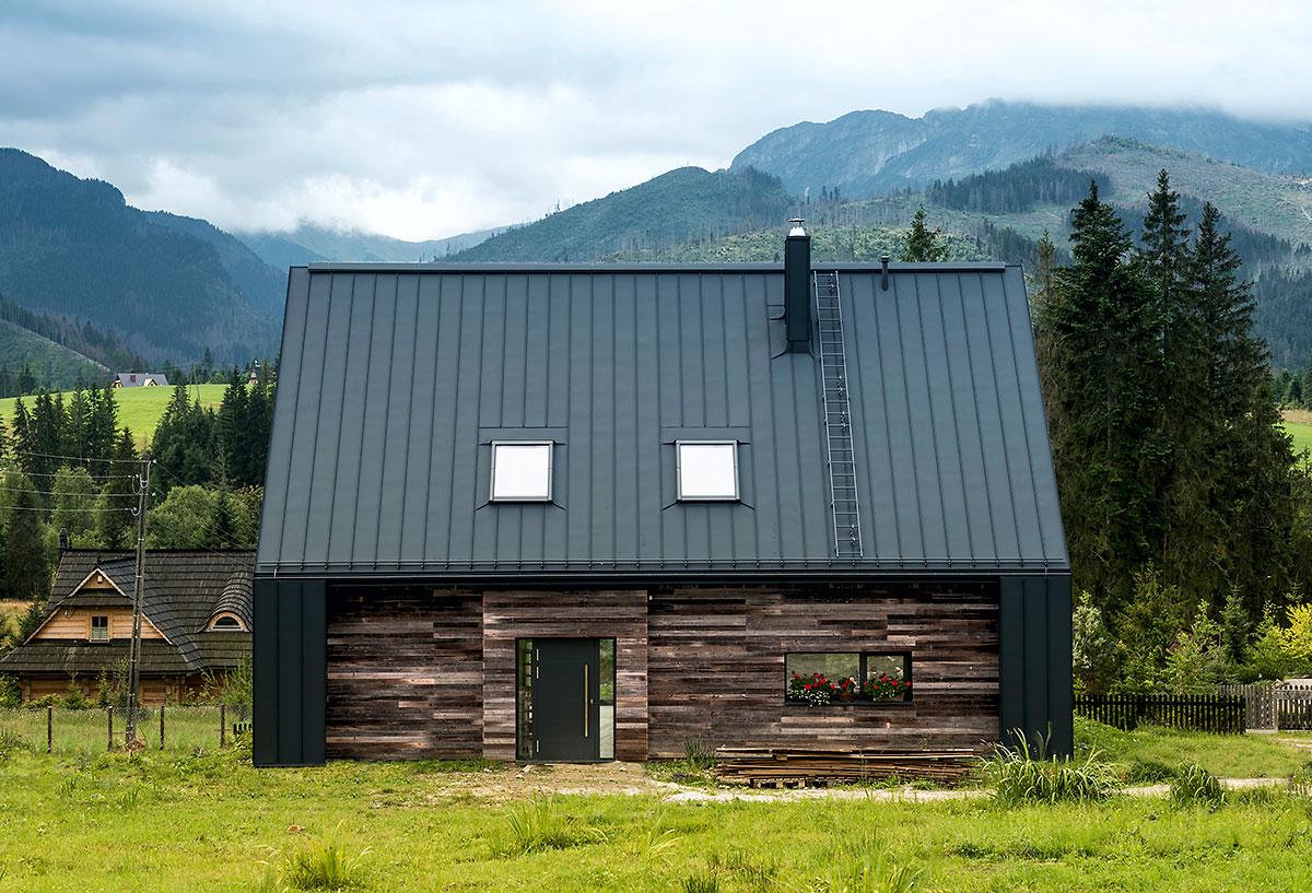Dom w Kościelisku